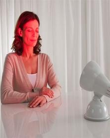 ميديسانا - مصباح الأشعة تحت الحمراء ضد الأوجاع ونزلات البرد