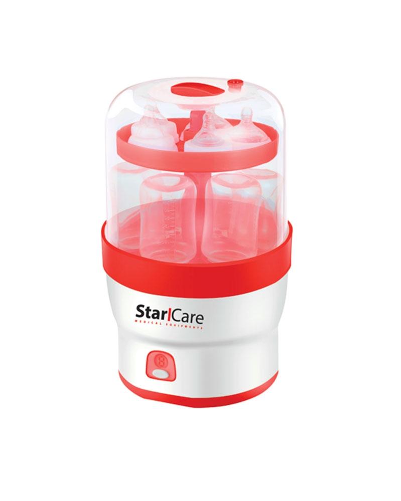 ستار كار - معقم زجاجة الإرضاع بالبخار