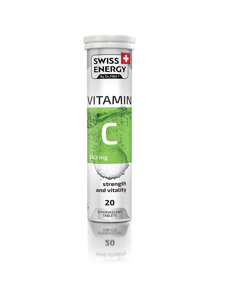SWISS ENERGY - Vitamine C 550 mg
