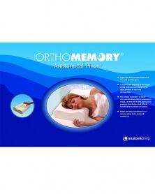 Oreiller Orthopédique en Mousse - ANATOMIC HELP