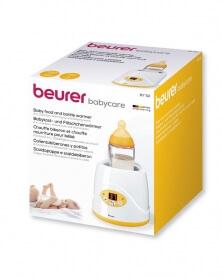 BEURER - Chauffe Biberon et Chauffe Nourriture pour Bébé BY 52
