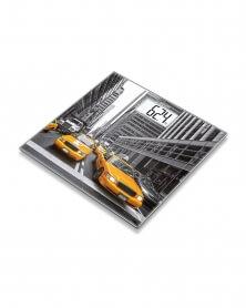 ميزان إلكتروني بالزجاج GS 203 نيويورك - بيورر