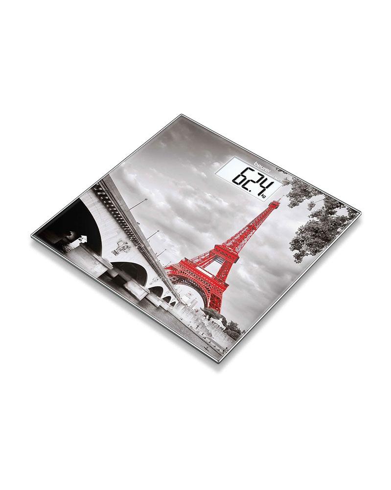 ميزان إلكتروني بالزجاج GS 203 باريس - بيورر