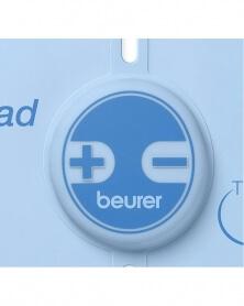 BEURER - Mini Coussin d\'électrostimulation EM 10