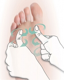 Appareil de Massage des Pieds Shiatsu FM 60 - BEURER