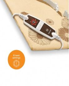 BEURER - Coussin Chauffant pour le Dos et la Nuque HK 58 Cosy