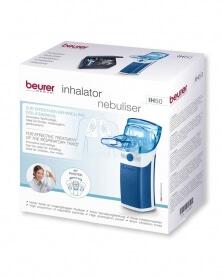 Inhalateur avec Technologie de Membrane Vibrante IH 50 - BEURER