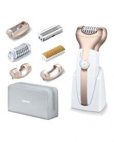 بيورر - جهاز نزع الشعر3 في 1 نزع الشعر، الحلاقة والتقشير HL70