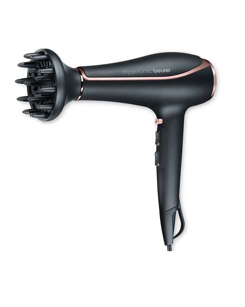 بيورر - مجفف شعر2200 واط بتقنية الإيونات HC80