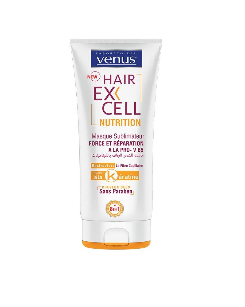 VENUS - Masque Sublimateur HairExcell Nutrition 200 ml