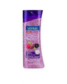 VENUS - Gel Douche Exfoliant Plaisir Fruité 250 ml