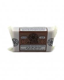 صابون طبيعي معطر بنكهة الفانيلا 100 غ - سيلوكس