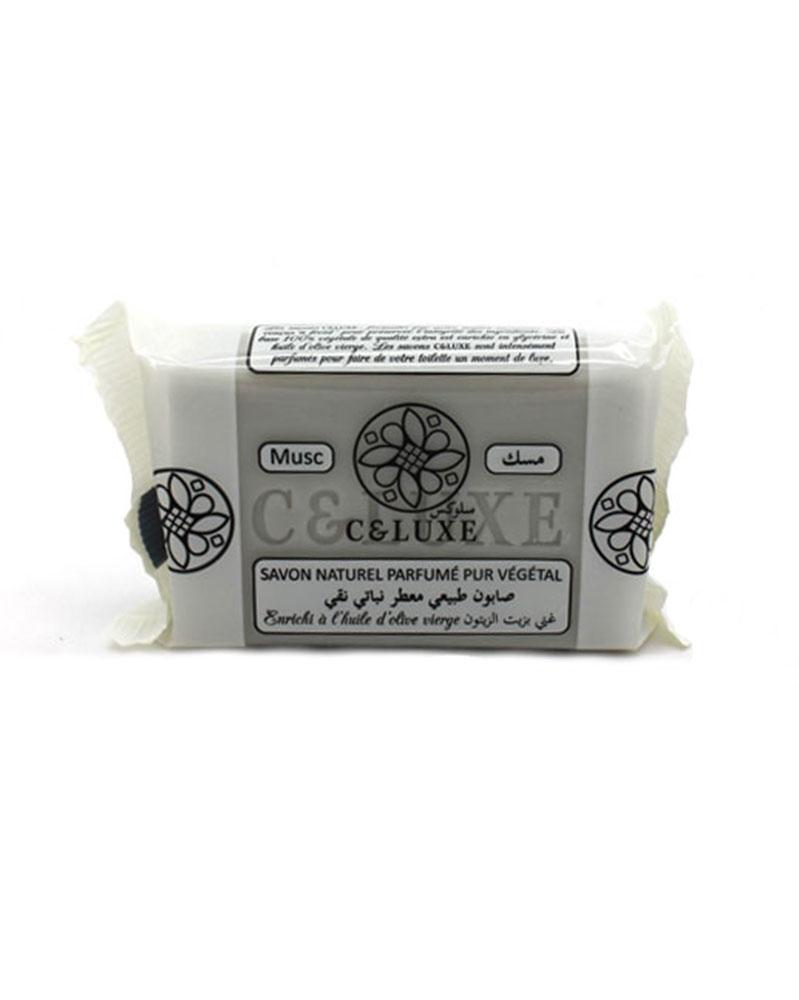 صابون طبيعي معطر بنكهة المسك 100 غ - سيلوكس