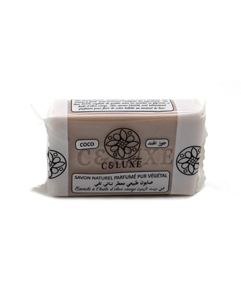 سيلوكس - صابون طبيعي معطر بنكهة جوز الهند 100 غ