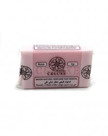 CELUXE - Savon Naturel Parfumé Rose 100 g
