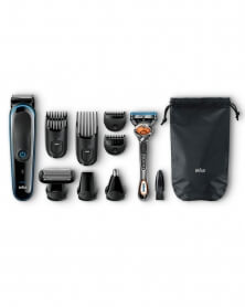 BRAUN - Kit Tondeuse Polyvalente All in One MGK 3080