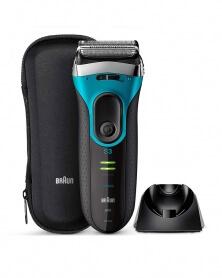براون - ماكينة حلاقة كهربائية Wet & Dry سلسلة 3-3080 S