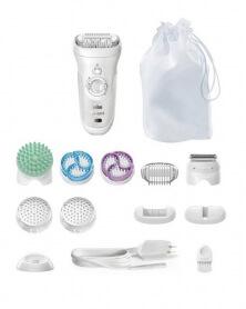 براون - آلة نزع الشعر Wet & Dry سلسلة Silk-épil 9-9961V