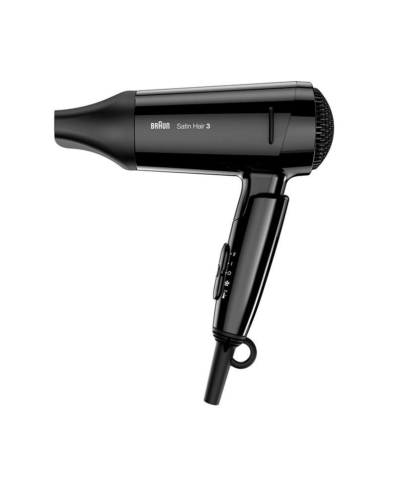 BRAUN - Sèche Cheveux pour Voyage Satin Hair 3 HD 350