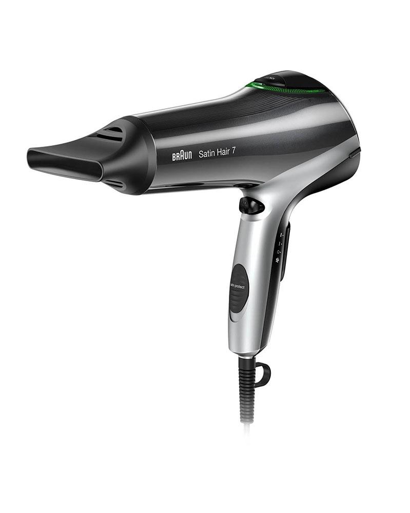 BRAUN - Sèche Cheveux Satin Hair 7 HD 710
