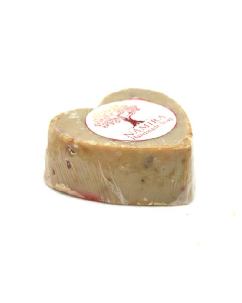 صابون نباتي طبيعي تقليدي بالرمان