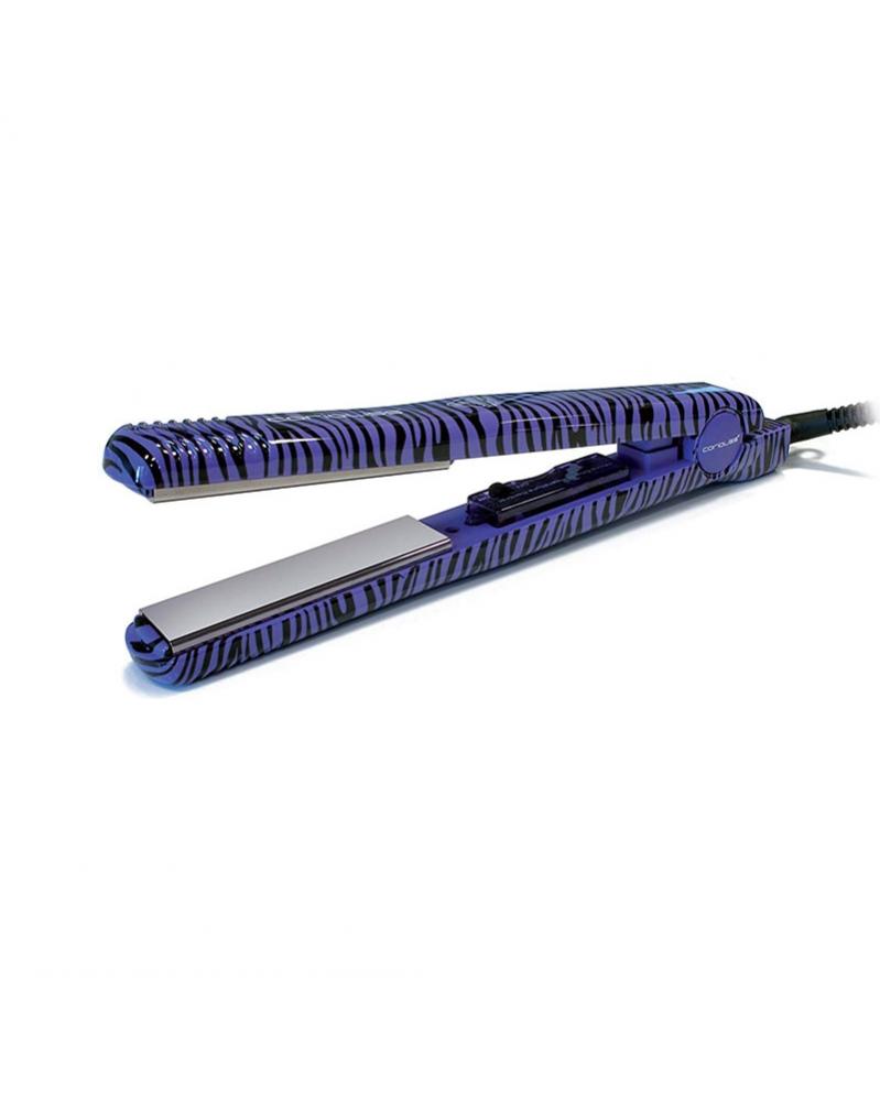 CORIOLISS - Lisseur C\'Style Titanium Purple ZEBRA