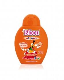 Shampoing Bibou Enfant 3 en 1 Abricot 280 ml
