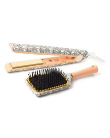 كوريوليس - كيت مكواة الشعر C1 مع فرشاة باراديس