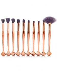 Beauty Kit de 10 Pinceaux Professionnels
