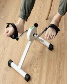 Exerciseur à Pédale Réglable pour Jambes et Bras