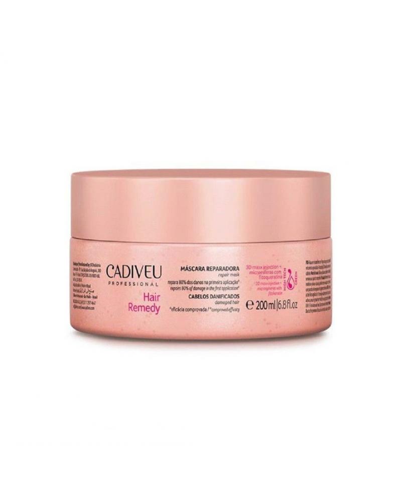 CADIVEU - Masque Réparateur Cheveux Hair Remedy 200 ml