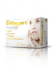 Cure Anti Age Ultra Collagen C - 3 x 60 Gélules