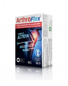 Cure ArthroFlex Triple Action - 3 x 60 Gélules