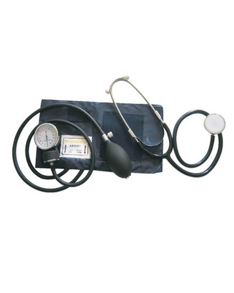STAR CARE - Tensiomètre Anéroide avec Stéthoscope