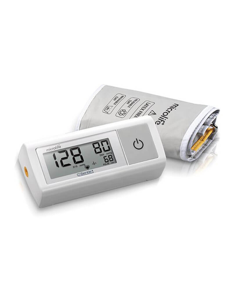 جهاز قياس ضغط الدم تلقائي للسفر BP A1 Easy - ميكرولايف