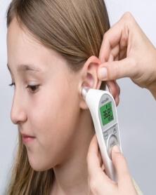 MICROLIFE - Thermomètre Auriculaire IR 200