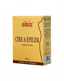 ELEIS - Cire à Épiler Jaune Visage et Corps 400 g