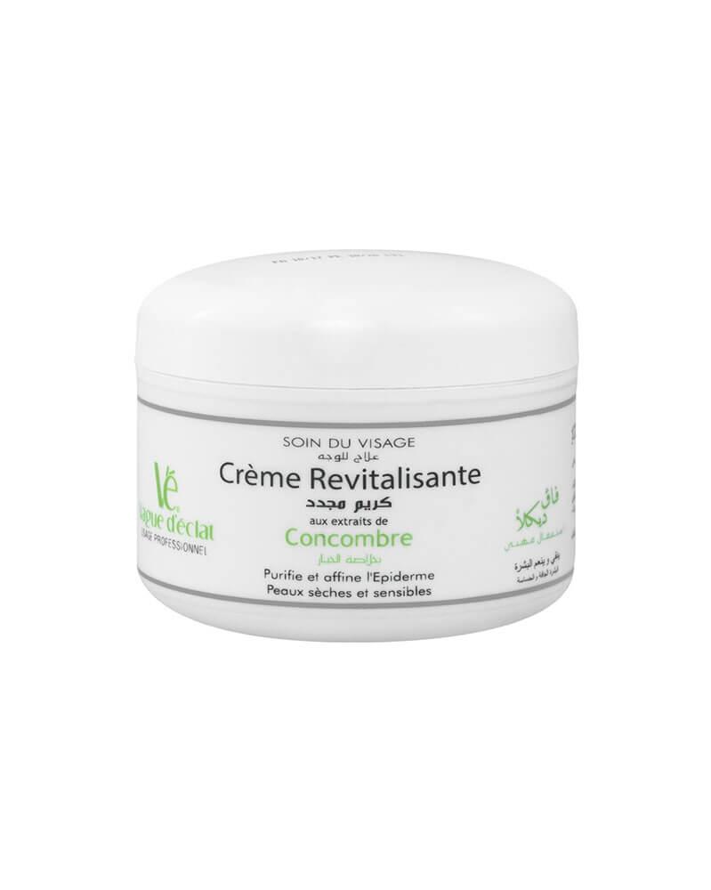 ELEIS - Crème Revitalisante aux Extraits de Concombre 250 ml