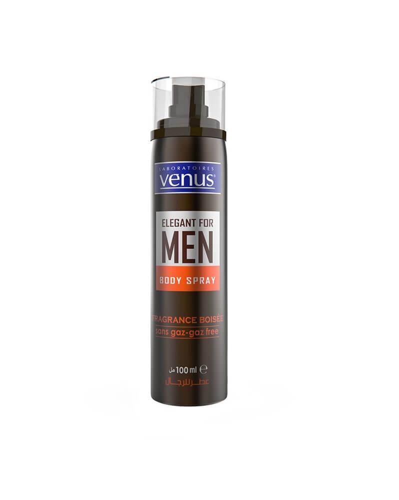 VENUS - Déodorant Elegant For Men 100 ml