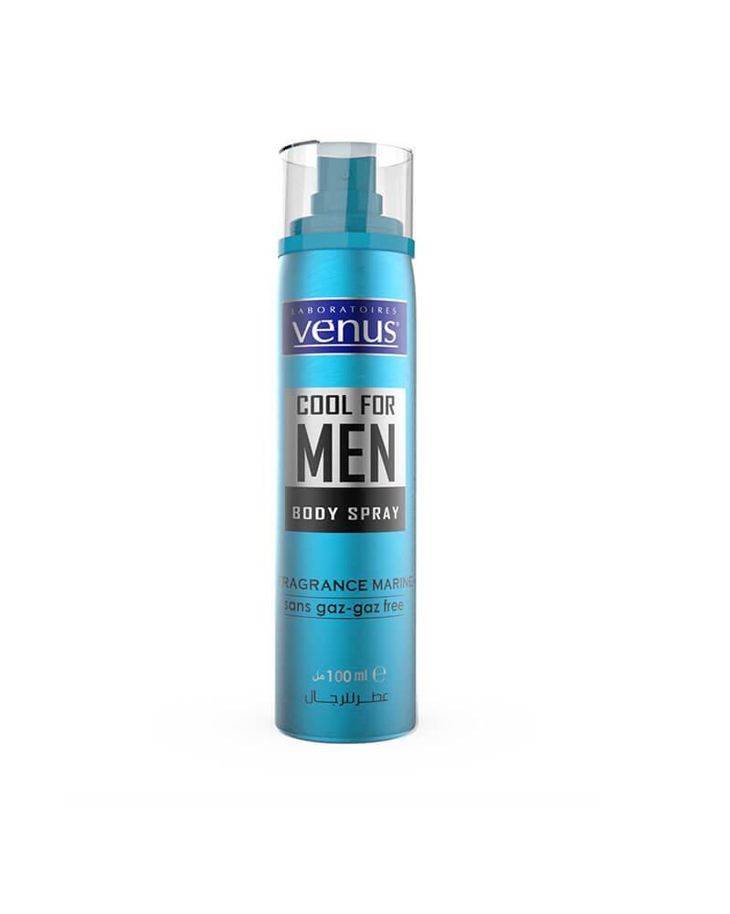 VENUS - Déodorant Cool For Men 100 ml
