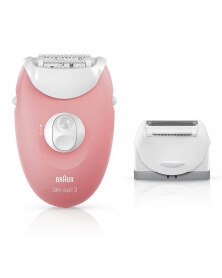 BRAUN - آلة نزع شعر الساقين و الجسم Silk-épil 3 SE 3440