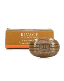 RIVAGE - Savon Noir a la Boue 100 g