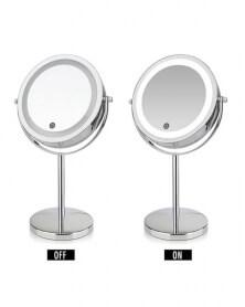 BEURER - Miroir Cosmétique éclairé BS 55