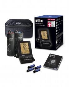 جهاز مراقبة ضغط الدم لليد - براون BP6200