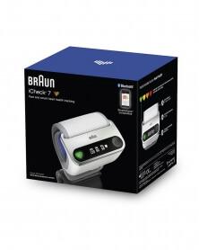 جهاز مراقبة ضغط الدم في المعصم - براون BPW4500