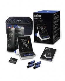 جهاز مراقبة ضغط الدم لليد - براون BUA6150