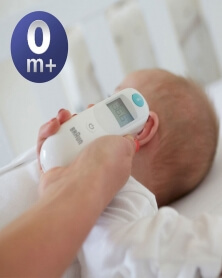 براون - جهاز قياس درجة الحرارة أذني IRT6020