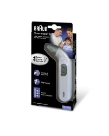 BRAUN - Thermomètre Auriculaire Infrarouge ThermoScan3 IRT3030