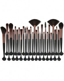Kit de 30 Pinceaux De Maquillage Professionnels Complet