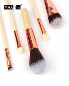 Kit Beauté de 8 Pinceaux de Make Up Professionnels